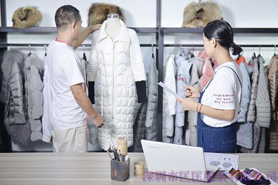 羽绒服厂如何设计生产羽绒服